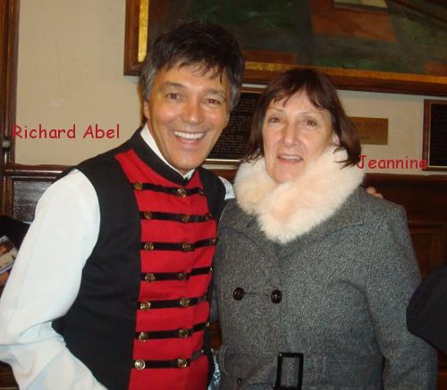 Richard Abel et Jeannine