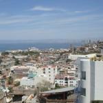 Belle vue de Puerto Vallarta.